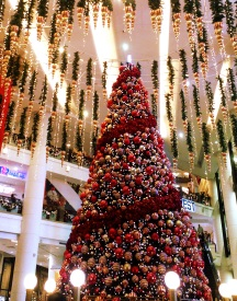 Christmas Tree, Berjaya Times Square 2013